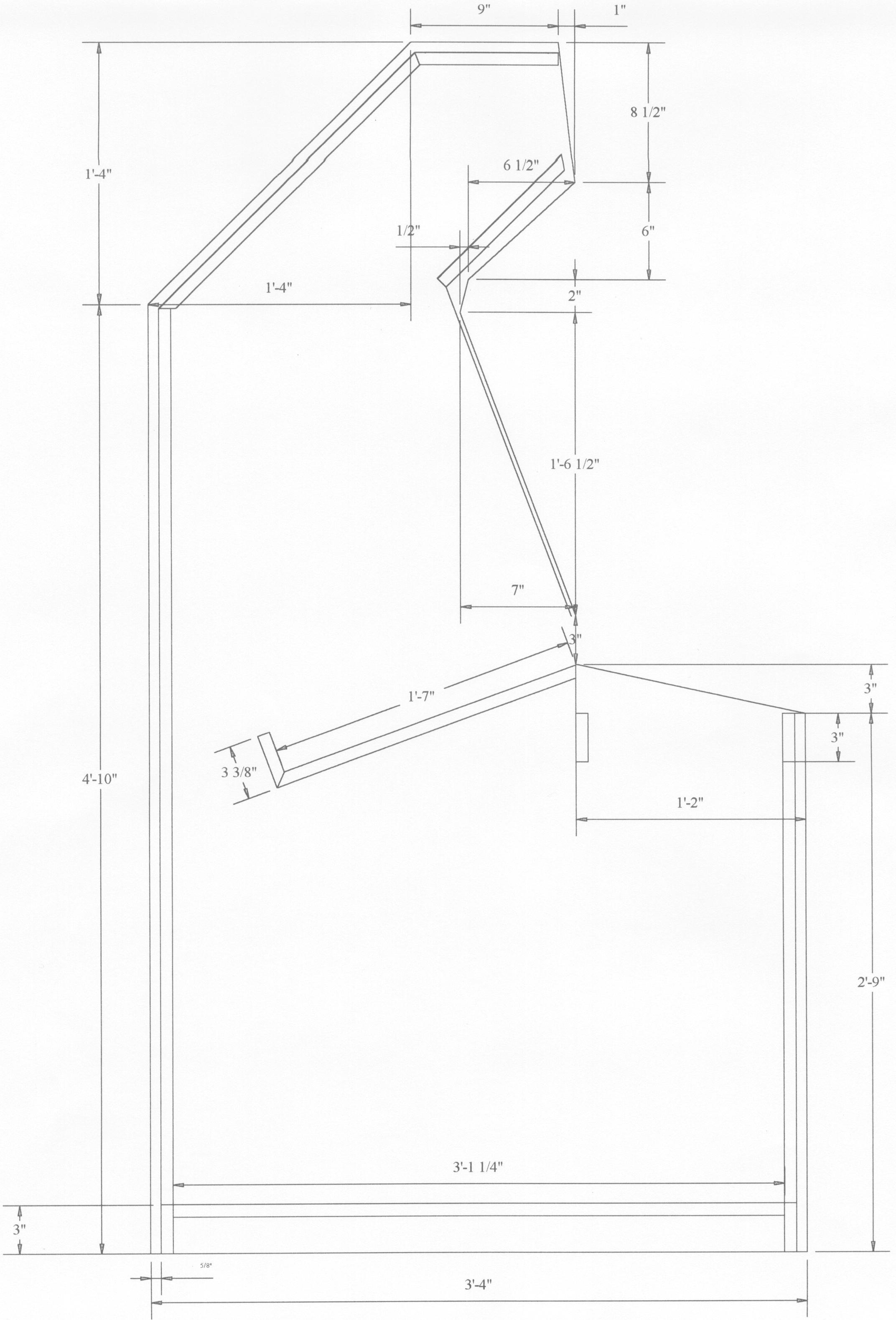 Mame Design And Plans Webb Pickersgill